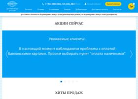 Vodabudet.ru thumbnail