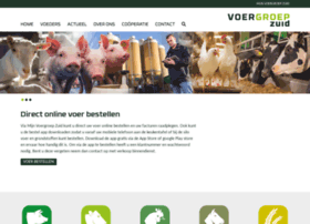 Voergroepzuid.nl thumbnail
