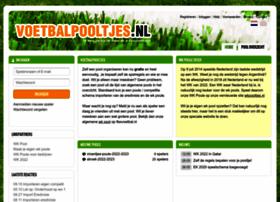 Voetbalpooltjes.nl thumbnail