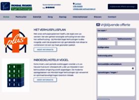 Vogel-verhuizingen.nl thumbnail