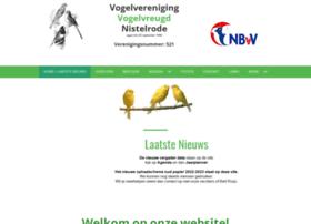 Vogelvreugdnistelrode.nl thumbnail