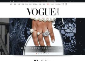 Vogue.com.cn thumbnail