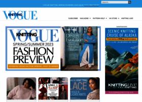 Vogueknitting.com thumbnail