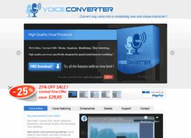 Voiceconverter.net thumbnail