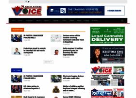 Voiceonline.com thumbnail