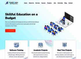 Voidmaintechnologies.com thumbnail