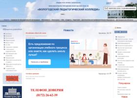Volkolledzh.ru thumbnail