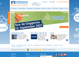Volksbank-karlsruhe.de thumbnail