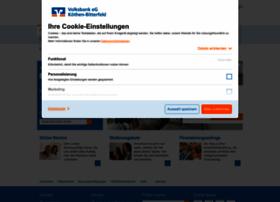 Volksbank-koethen-bitterfeld.de thumbnail