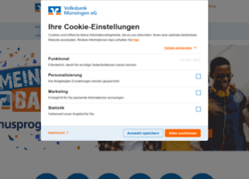 Volksbank-muensingen.de thumbnail