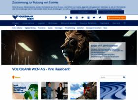 Volksbankwienat At Wi Herzlich Willkommen Volksbank Wien