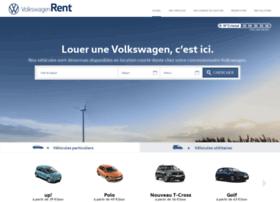 Volkswagen-rent.fr thumbnail