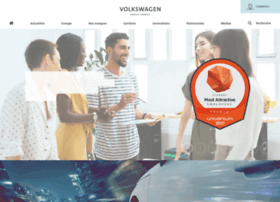Volkswagengroup.fr thumbnail
