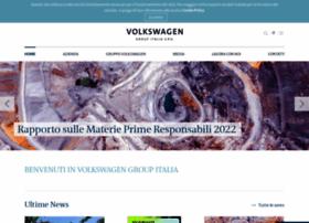Volkswagengroup.it thumbnail