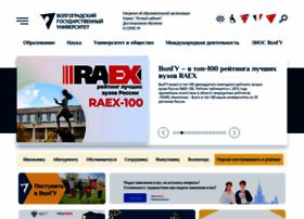 Volsu.ru thumbnail