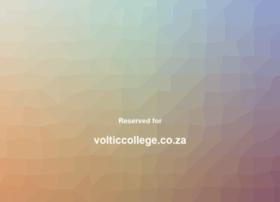 Volticcollege.co.za thumbnail