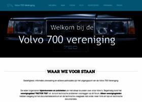 Volvo700vereniging.nl thumbnail