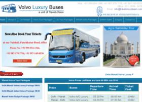 Volvoluxurybuses.com thumbnail