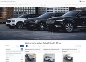 Volvoselekt.co.za thumbnail