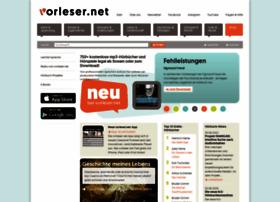 Vorleser.net thumbnail