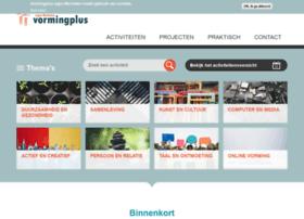 Vormingplus-regiomechelen.be thumbnail