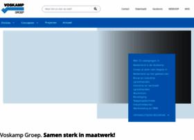 Voskampgroep.nl thumbnail