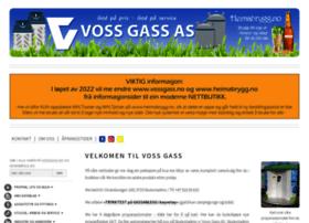Vossgass.no thumbnail