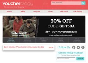Voucherology.co.uk thumbnail