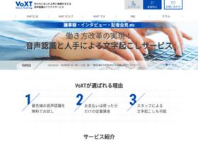 Voxt.jp thumbnail