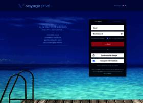 Voyage-prive.nl thumbnail
