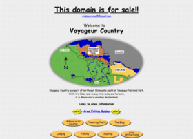 Voyageurcountry.com thumbnail
