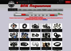Vpk-podshipnik.com.ua thumbnail