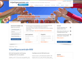 Vrijwilligerscentrale-wm.nl thumbnail