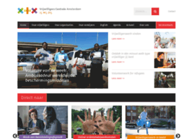 Vrijwilligerswerkinamsterdam.nl thumbnail