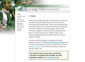 Vu.msu.edu thumbnail