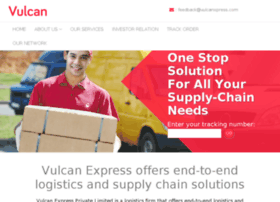 Vulcanxpress.com thumbnail