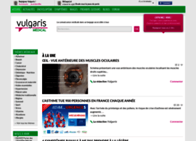 Vulgaris-medical.com thumbnail