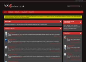 Vxronline.co.uk thumbnail