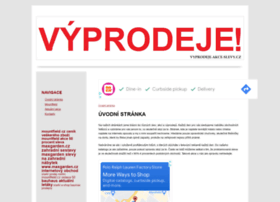 Vyprodeje-akce-slevy.cz thumbnail