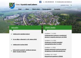 Vysoka-nad-labem.cz thumbnail