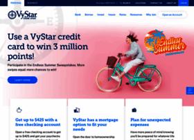 vystarcu.org at WI. Home | VyStar Credit Union