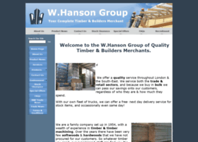 W-hanson.co.uk thumbnail