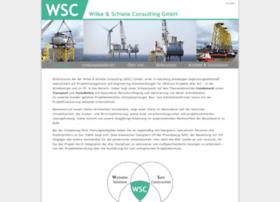 W-s-consult.de thumbnail