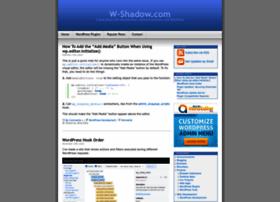 W-shadow.com thumbnail