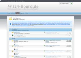 W124-board.de thumbnail
