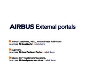 W3.airbus.com thumbnail