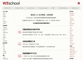 W3school.com.cn thumbnail
