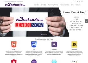 W3schools.me thumbnail