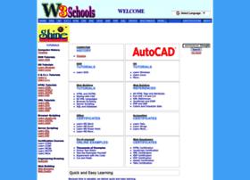 W3schools.org.in thumbnail
