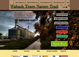 Wabashtrace.org thumbnail